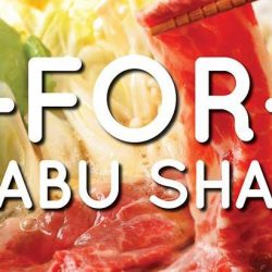 Suki-Ya: Enjoy 1-for-1 Shabu Shabu at Bugis+ from 4pm to 10pm!