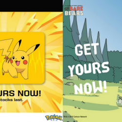 Ez-Link: Get Pokémon & We Bare Bears Ez-Link Cards Now!