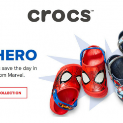 Crocs: Coupon Code for $10 OFF with Min. Spend of $35
