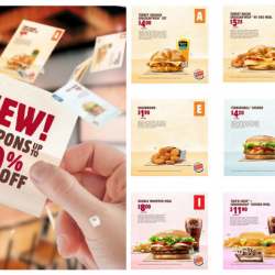 Burger King: Save Up to 50% with These E-Coupons!