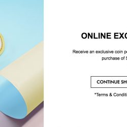 Charles & Keith: Online Exclusive Offer - Receive Exclusive Coin Pouch with Min. Purchase of S$160!