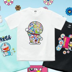 Uniqlo: Takashi Murakami x Doraemon Collection Launching on 25th May!