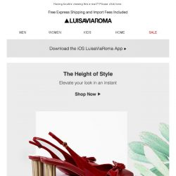 [LUISAVIAROMA] Pumped Up: The best heels for SS18