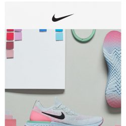 [Nike] Just In: Epic React 'First Blush'