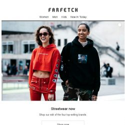 [Farfetch] Want street cred? Here are the brands to know now