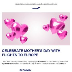[Finnair] Book flights for two to Europe from 1,398 SGD