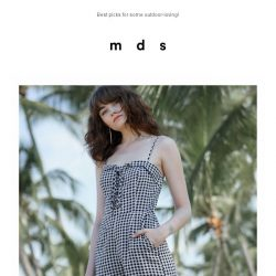 [MDS] Sunny Glamour.