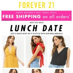 [FOREVER 21] SUMMER PREVIEW