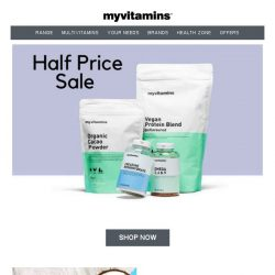 [MyVitamins] Up to 50% Savings