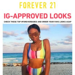 [FOREVER 21] 🔥 TOO HOT TO KEEP IN STOCK 🔥