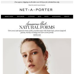 [NET-A-PORTER] The new crown jewels