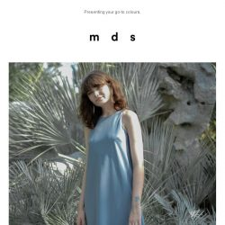 [MDS] Low-key Pastels.