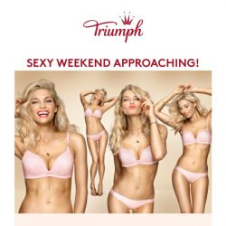 [Triumph] Buy 2 Get 2 FREE-It's A Sexy Weekend!