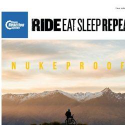 [Chain Reaction Cycles] Brand New Nukeproof Ride Wear