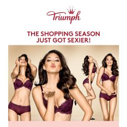 [Triumph] The More You Buy, The More You Save!