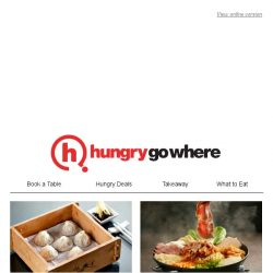 [HungryGoWhere] Exclusive Dining Treats for Singtel Customers: 1-for-1 Xiao Long Bao/Hotpot Buffet/Mains, 50% Off Special Menu/Army Stews, and more!