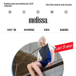 [Mdreams] Just HKD238丨USD30 for all selected shoes!3 days only!