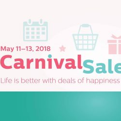 Philips: Carnival Sale with Up to 60% OFF Household Appliances, Personal Care Tools & Infant Care Products