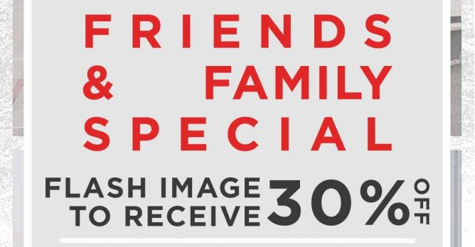 6079158d5 3 - 6 May 2018 New Balance  Friends   Family Special Sale with 30% OFF at  Changi City Point Factory Outlet