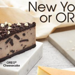 McDonald's: NEW OREO® Cheesecake & New York Cheesecake at McCafé!