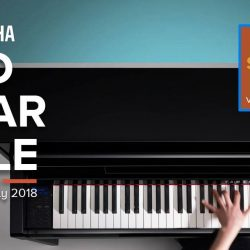 Yamaha: Mid-Year Sale 2018 with Great Savings on Pianos, Keyboards, Guitars & Many Other Musical Instruments
