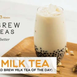 Sharetea: Enjoy FREE Milk Tea at Bugis Outlet Opening!