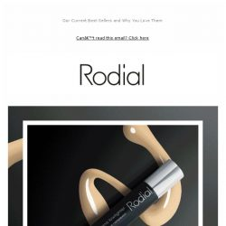 [RODIAL] Trending Products: May's Most Wanted