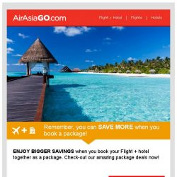 [AirAsiaGo] Planning a trip to Krabi? Let us help you.