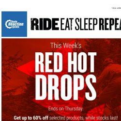 [Chain Reaction Cycles] Red Hot Drops - Don't miss out!
