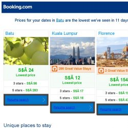[Booking.com] Prices in Batu dropped again – act now and save more!