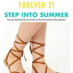 [FOREVER 21] Summer Shoes You Need! 👠