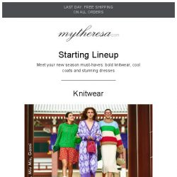 [mytheresa] 3 not-to-miss pieces + last day free shipping