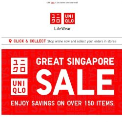 [UNIQLO Singapore] Celebrate Father's Day with these!