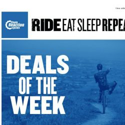[Chain Reaction Cycles] You can't afford to miss these deals 👌