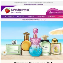 [StrawberryNet] ☀️ Summer Fragrance Sale Up to 70% Off!