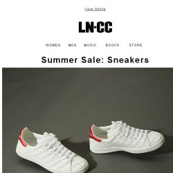 [LN-CC] Best of Sale: Sneakers