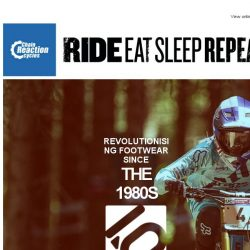 [Chain Reaction Cycles] Five Ten Footwear - For the Serious Rider