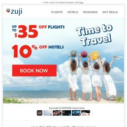 [Zuji] BQ.sg: Have a DBS Card? Here's $35 for your flight!