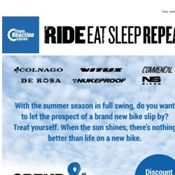 [Chain Reaction Cycles] Up to £600 OFF a Brand New Bike!
