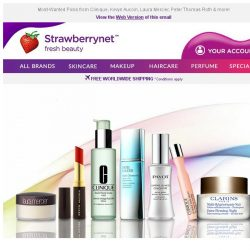 [StrawberryNet] July Top 40 Specials Up to 85% Off!