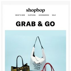 [Shopbop] Super-roomy totes (for when you need to bring, well, everything)