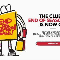 Club 21: End of Season Sale In Stores & Online