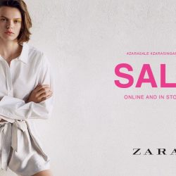 ZARA: Mid-Year Sale NOW On In Stores & Online!