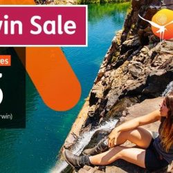 Jetstar: Fly to Darwin from S$75 One Way All-In!