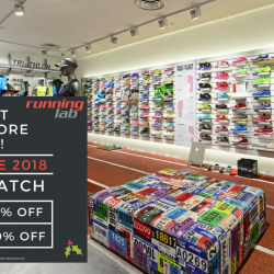 Running Lab: Great Singapore Sale with Up to 20% OFF Running Apparel, Equipment & Footwear