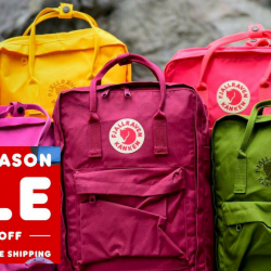 My Kanken Bag: End of Season Sale with Up to 40% OFF Kankens, Fjallraven Bags & Clothing Plus Worldwide FREE Shipping