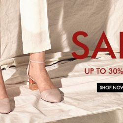 Charles & Keith: End-of-Season Sale with Up to 30% OFF Shoes, Bags & Accessories