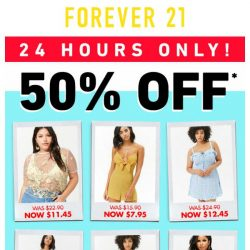 [FOREVER 21] ****24 Hours Only*****