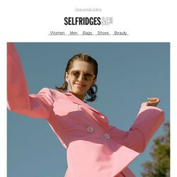 [Selfridges & Co] The summery separates we need right now