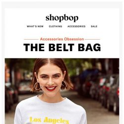 [Shopbop] The bag everyone's using this summer